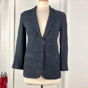 Giorgio Armani Crinkled Women's Jacket Blazer S